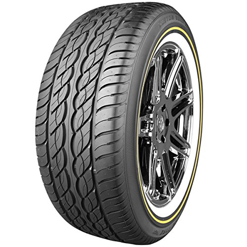 285/45R22 VOGUE CBR SCT 114H XL GOLD/WHITE 460-A-A
