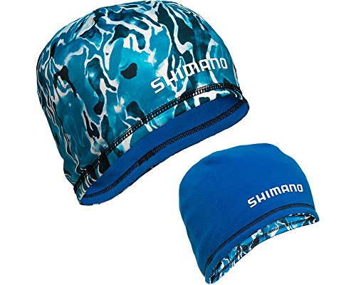 SHIMANO Reversible Beanie - Camo - One Size fits All