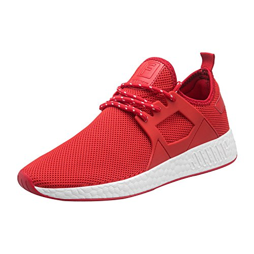 Kundork Mens Volleyball Shoes Casual Walking Sneakers Fashion Workout Athletic Shoe for...