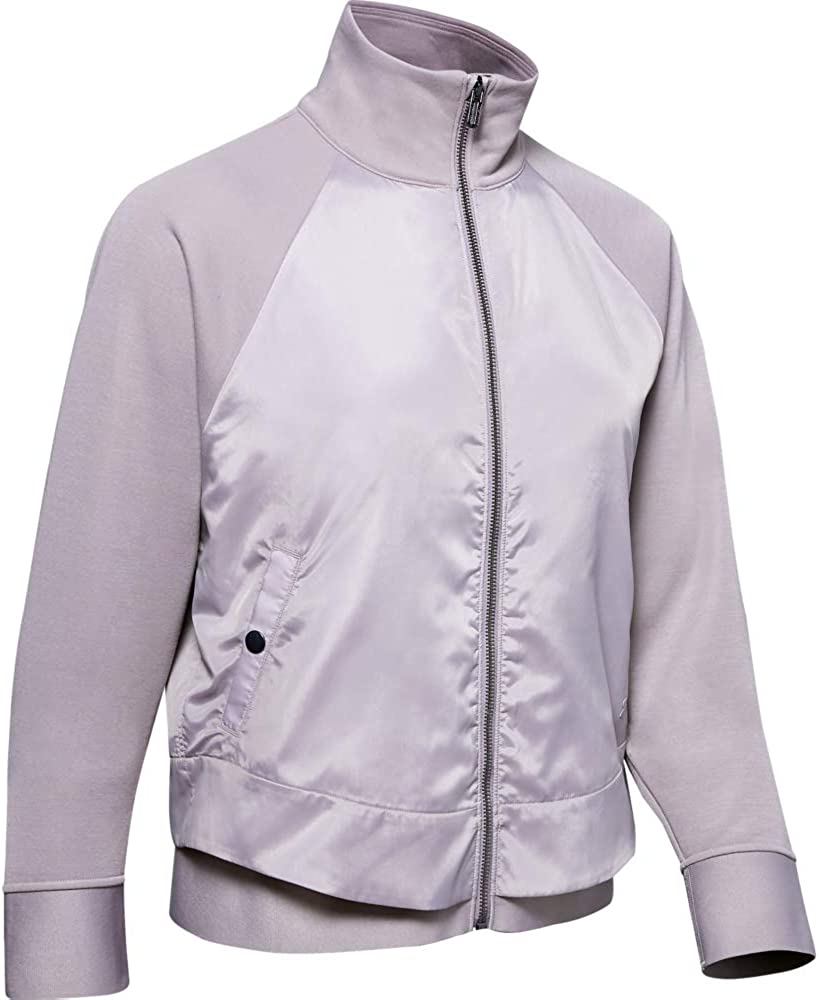 Under Armour Women's Misty Copeland Signature Layer Long-Sleeve Full Zip