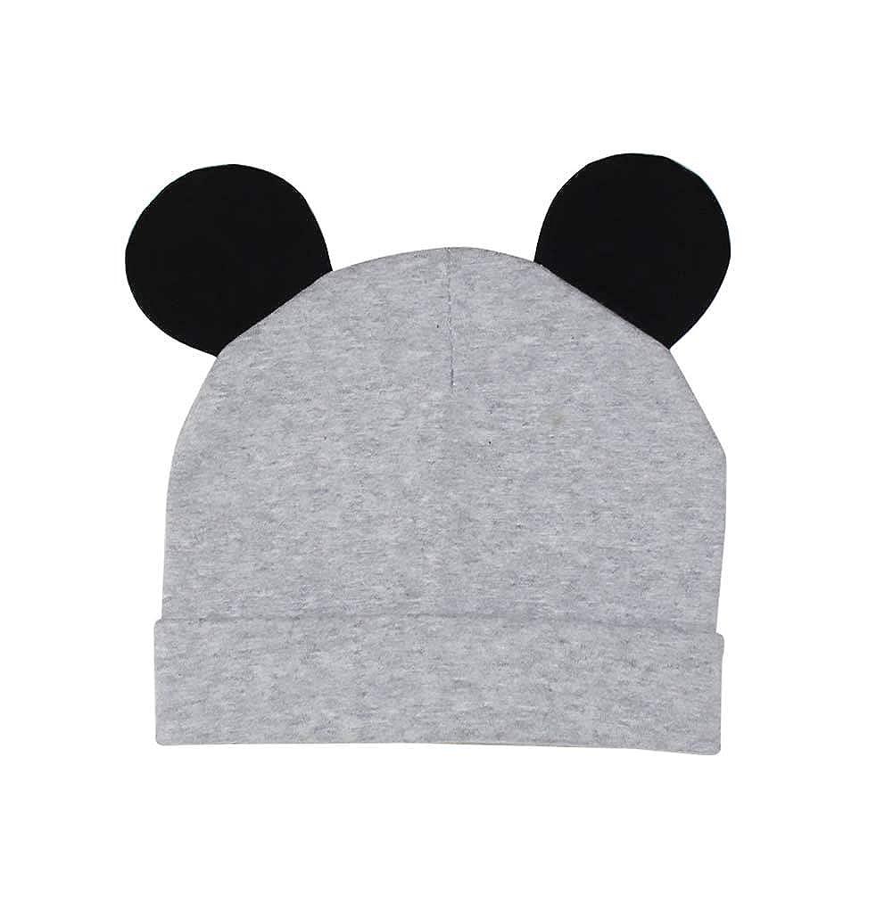 LovindaSombrero de bebé Niña Niño Sombrero de Invierno Recién Nacido Mickey Sombrero Mantener Caliente Lindo x 1 Pieza