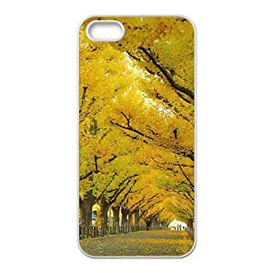 Fall Customized Case for Iphone 5,5S, New Printed Fall Case