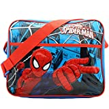 Ultimate Spider-Man Messenger Bag for Boys and Girls Crossover Bags School Accessories College