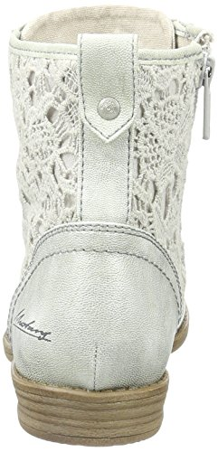 Bottes 21 Silber Femme Argent Classiques 1157 21 546 Mustang Silber qx4Zavw