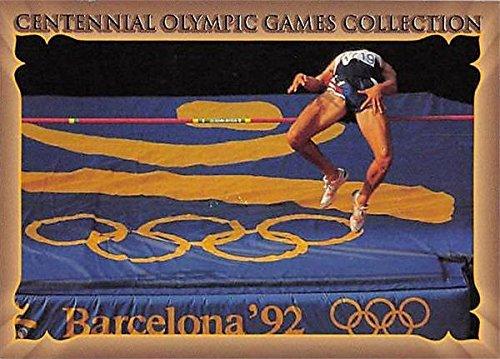 ng Card (Decathlon, Spain) 1992 Centennial Olympic Games #107 (Decathlon Card)