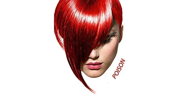 Arctic Fox Semi Permanent Hair Color Dye 4 Ounce (Poison) by ...