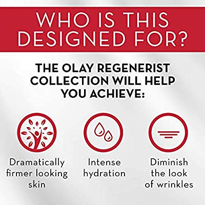 Face Moisturizer by Olay Regenerist Microsculpting Cream With Sunscreen and Vitamin E for Advanced Anti-Aging, 50ml Packaging may Vary