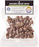 Fresh Is Best Freeze Dried Raw Whole Chicken Hearts, Dog & Cat Treats