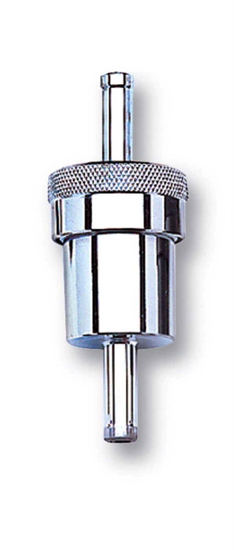 Russell 645120 Chrome Aluminum Street Fuel Filter