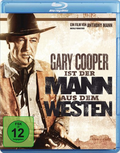Man of the West (1958) [ NON-USA FORMAT, Blu-Ray, Reg.B Import - Germany ]
