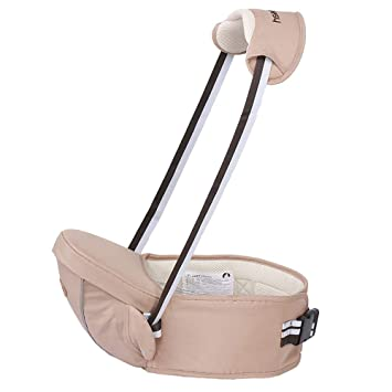 Removable Baby Carrier With Hip Seat  Multifunctional Waist Support Stool Strap