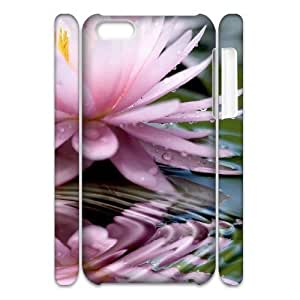 Lotus 3D-Printed ZLB820370 Customized 3D Phone Case for Iphone 5C by supermalls