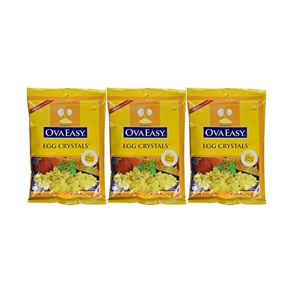 OvaEasy Powdered Whole Eggs