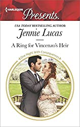 A Ring for Vincenzo's Heir (One Night With Consequences)