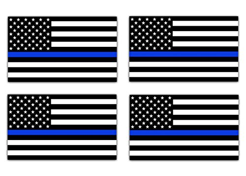 thin-blue-line-blue-lives-matter-flag-sticker-5x3-4-pack-industrial-strength-vinyl-decal-for-cars-tr