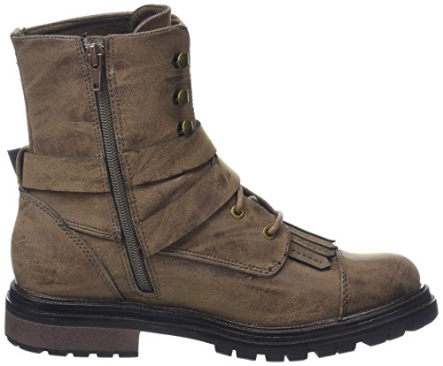 Rocket Lacey Brown Dog Botas Brown de para Mujer Motorista Marrón Pqw1HrPBfW