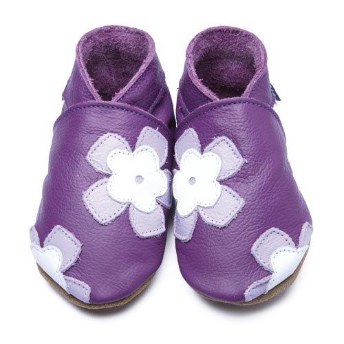 Inch Blue - Zapatos, color morado [talla: 20]