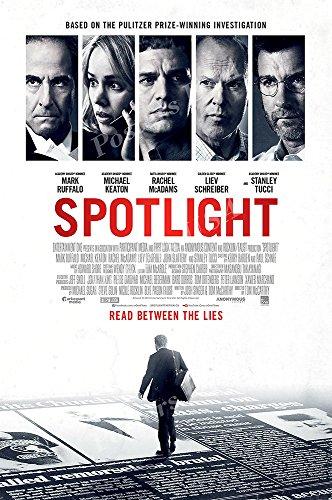Posters USA Spotlight Movie Poster GLOSSY FINISH - MOV243 (24