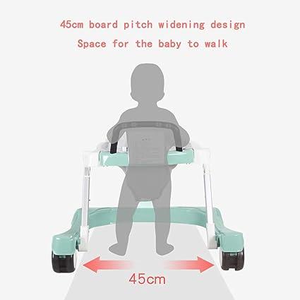 LEIEONE Bebé Andadores Beby Estable Equilibrar Primero Pasos ...
