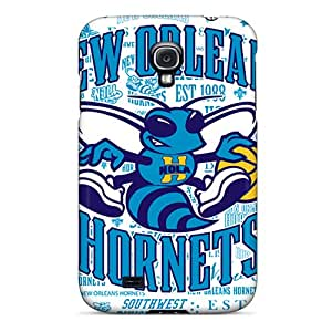 Davilacase GakEBxH4154 Case For Galaxy S4 With Nice New Orleans Hornets Appearance