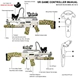 BeswinVR 2019 NewScar VR Game Gun controller with