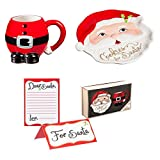 Cypress Home Vintage Themed Cookies for Santa Gift Set