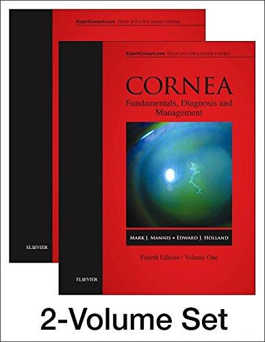 Cornea, 2-Volume Set, 4e by Elsevier