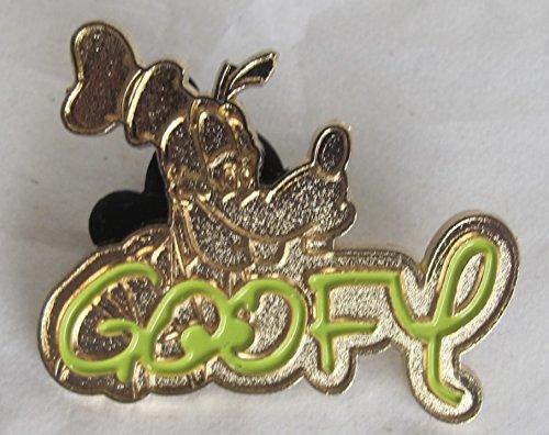 Disney GOOFY SIGNATURES Collector PIN Cast Member Lanyard Series (2004)