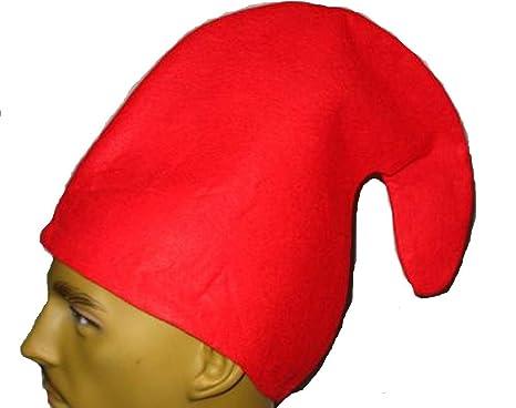 Nano cappello per bambini - Nano cappello - rosso  Amazon.it  Giochi ... ab04e2bff662