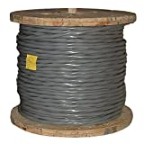 Southwire 1/0-1/0-1/0-2 Aluminum SER Wire (By-the-Foot)