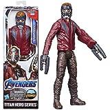 Boneco Marvel Vingadores Star Lord Power Fx Hasbro E3308