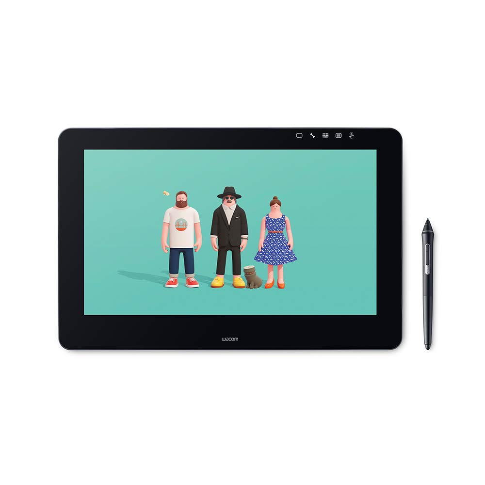 Wacom DTH1620AK0 Cintiq Pro 16'' Graphic Tablet with Link Plus