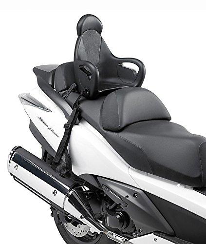 Color Negro Yamaha T-MAX 530 Givi/® S650 Asiento Infantil para Motocicleta