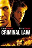 DVD : Criminal Law