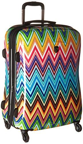 heys-america-unisex-colour-herringbone-26-spinner-multi-suitcase