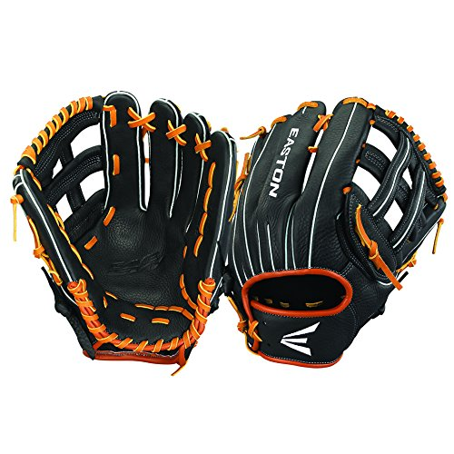Easton Game Day GD1275 Lht Game Day, Outfielder Pattern Glove, 12.75