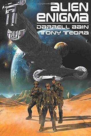 book cover of Alien Enigma