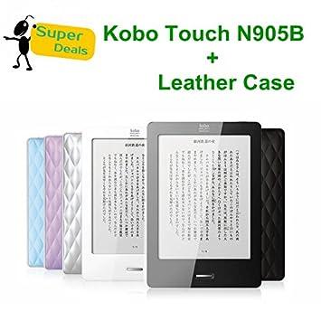 IDLB (Funda de piel Kobo Touch N905B +) Nueva llegada 6
