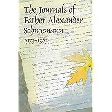 Journals Of Alexander Schmeman
