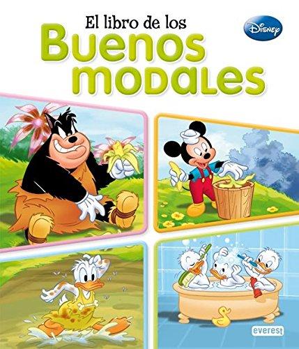 El libro de los buenos modales (Álbumes Disney)