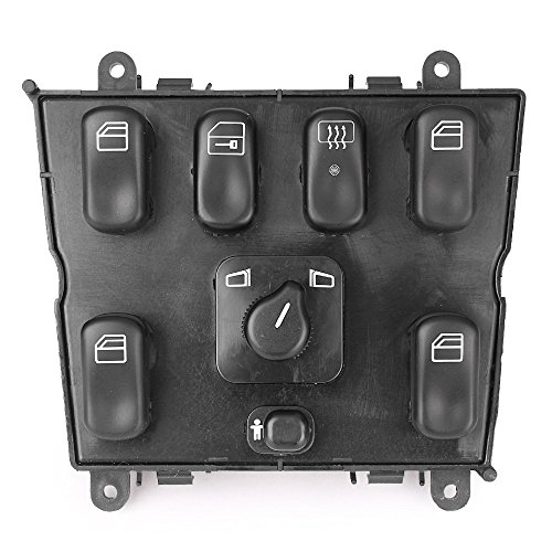 tric Driver Side Master Power Window Switch for Mercedes Benz ML320 ML430 ML55 AMG ML500 ()