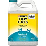 Purina Tidy Cats Instant Action Clumping Cat Litter,(2) 20 lb. Jug