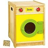 Viga Wooden Washing Machine - New Style