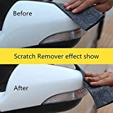 Union Powerise Magic Nano-meter Scratch Removing Cloth, Slight Car Scratch Remover, Surface Repair, Scuffs Remover, Scratch Repair and Strong Decontamination