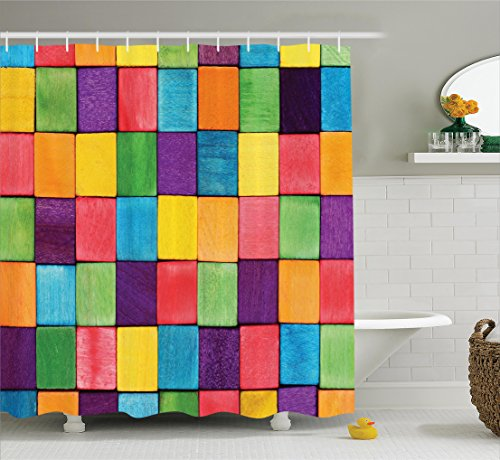 Ambesonne Collection Entertaining Creativity Polyester