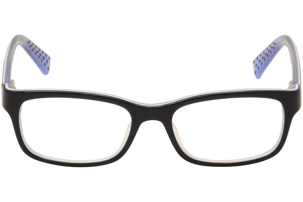 Amazon.com: Nike Eyeglasses 5513 220 Blue Demo 49 16: Sports & Outdoors