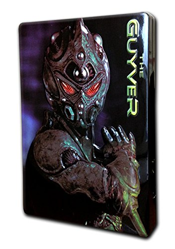 The Guyver - 3D-Future-Pack Steelbox Blu-Ray + DVD limitierte Auflage!! Alemania Blu-ray: Amazon.es: Mark Hamill, David Gale, Various: Cine y Series TV