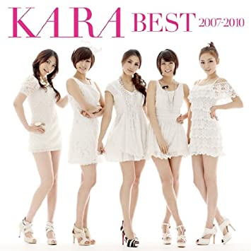 amazon kara best 2007 2010 kara han sang won lee dong su han