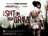I Spit on Your Grave Poster Movie UK B 11 x 17 Inches - 28cm x 44cm Sarah Butler Daniel Franzese Chad Lindberg Jeff Branson Andrew Howard