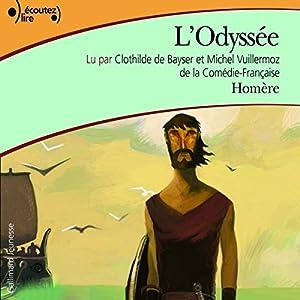 L'Odyssée Audiobook